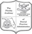 The Florida Academy of Dental Practice Administration logo