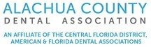 Alachua County Dental Association logo