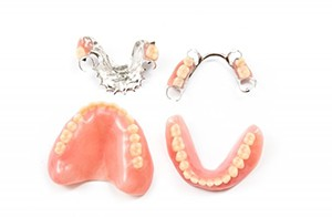 full and partial dentures in Gainesville