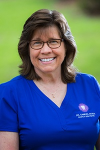 Headshot of Terri dental assistant
